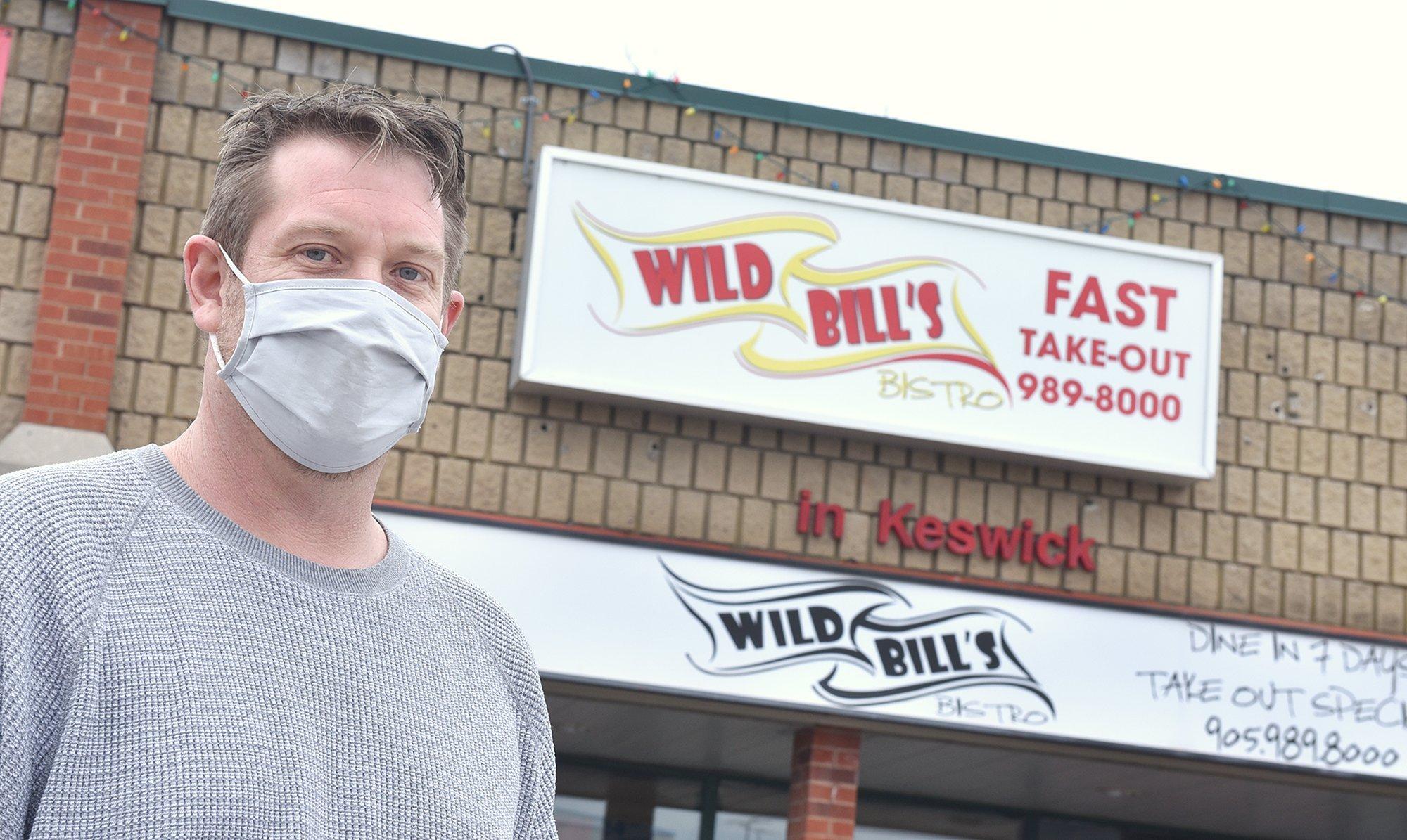 Wild Bills Bistro