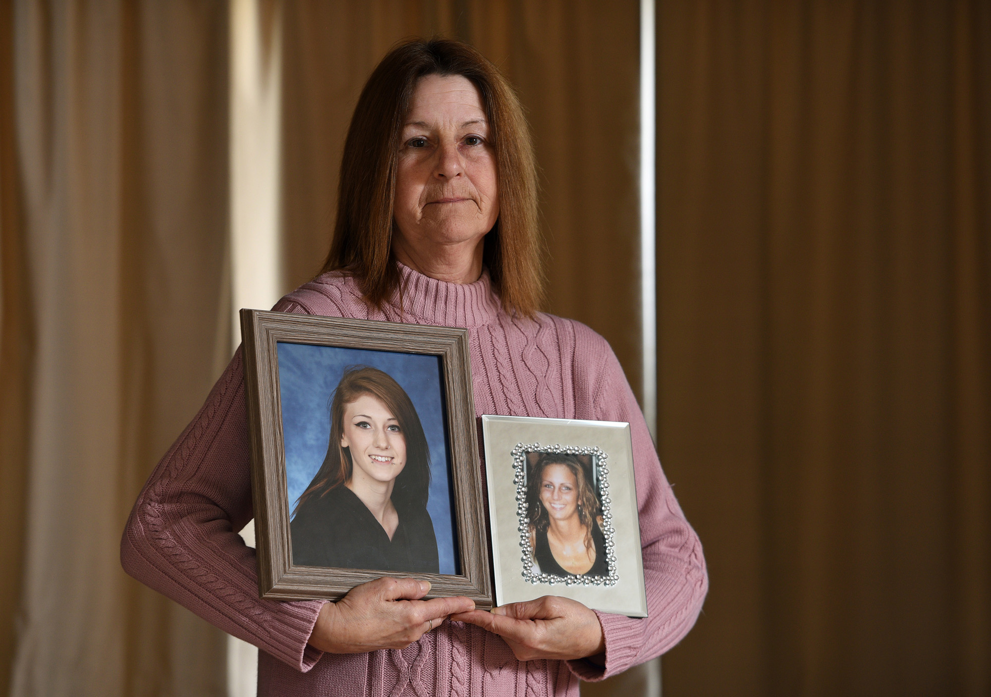 76e3c612dec2f Bonnie Wannamaker lost her daughter Nicole to suicide in 2009 and that sent  Nicole's daughter Alyssa down the wrong path and she died by suicide in  2016.
