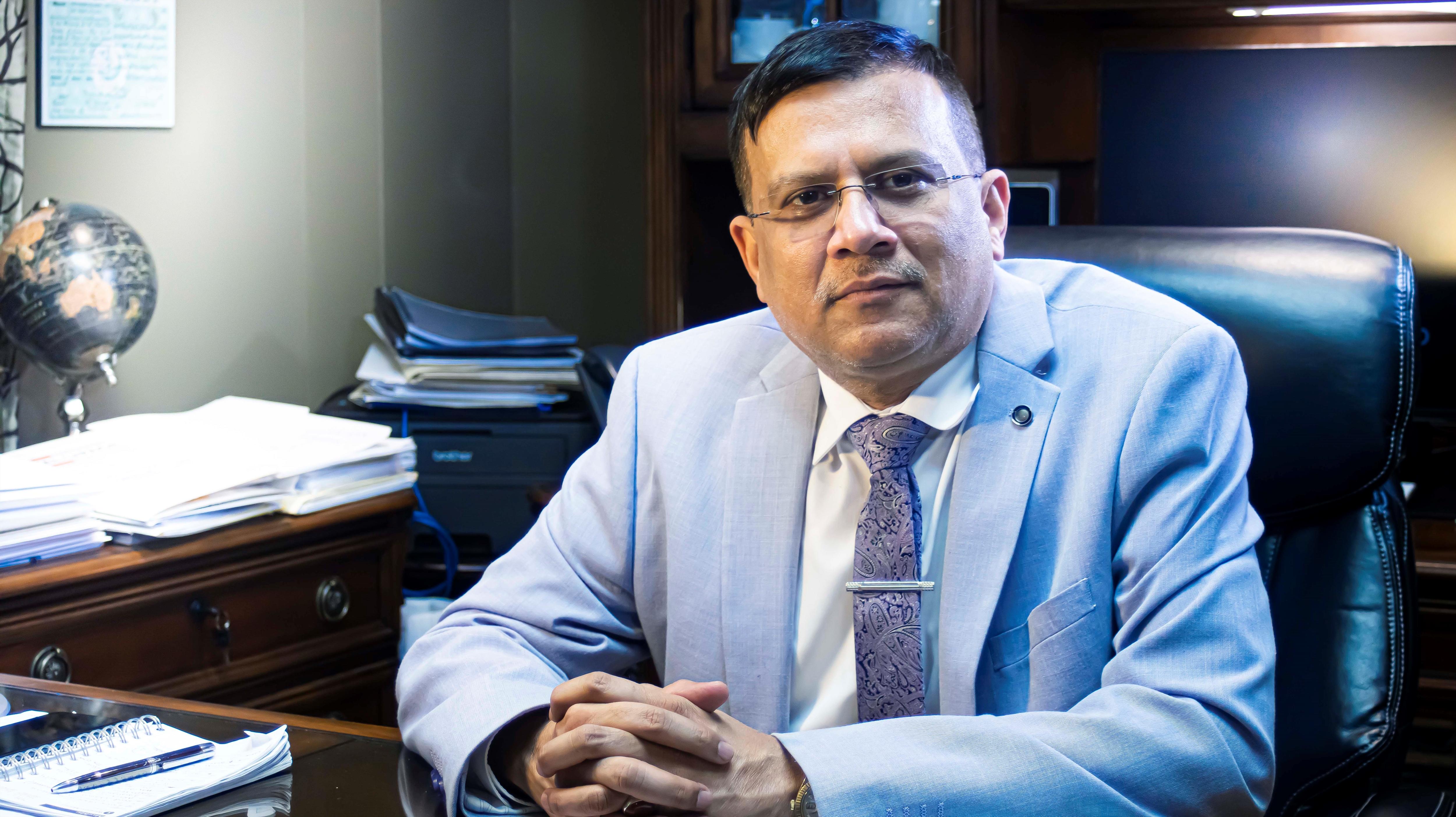 Mr. Syed Mansoor Ali Naqvi