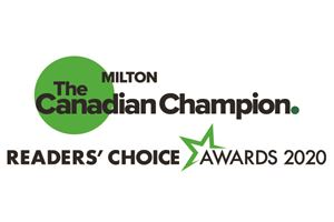 Milton Canadian Champion Readers' Choice Awards 2020
