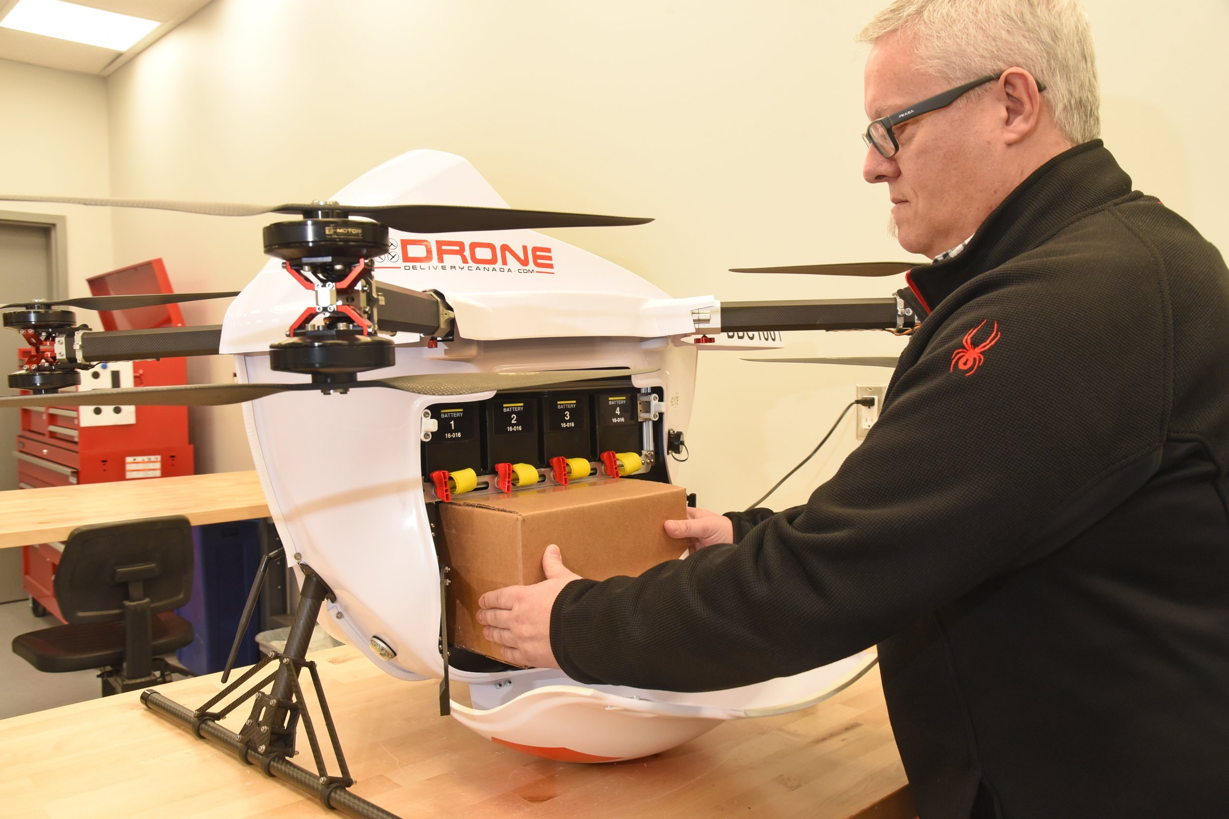Drone Deliver Canada