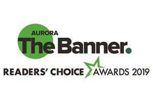 Aurora Banner Readers' Choice Awards 2019