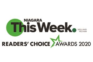 Niagara This Week - Welland / Pelham Readers' Choice Awards 2020