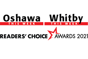 Oshawa Whitby This Week Readers' Choice Awards 2020