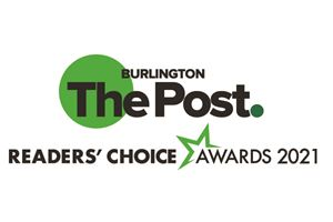 Burlington Post Readers' Choice Awards 2021