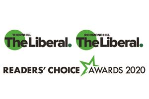 Thornhill Liberal and Richmond Hill Liberal Readers' Choice Awards 2020