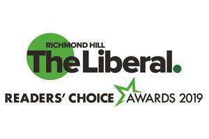 Richmond Hill Lberal Readers' Choice Awards 2019
