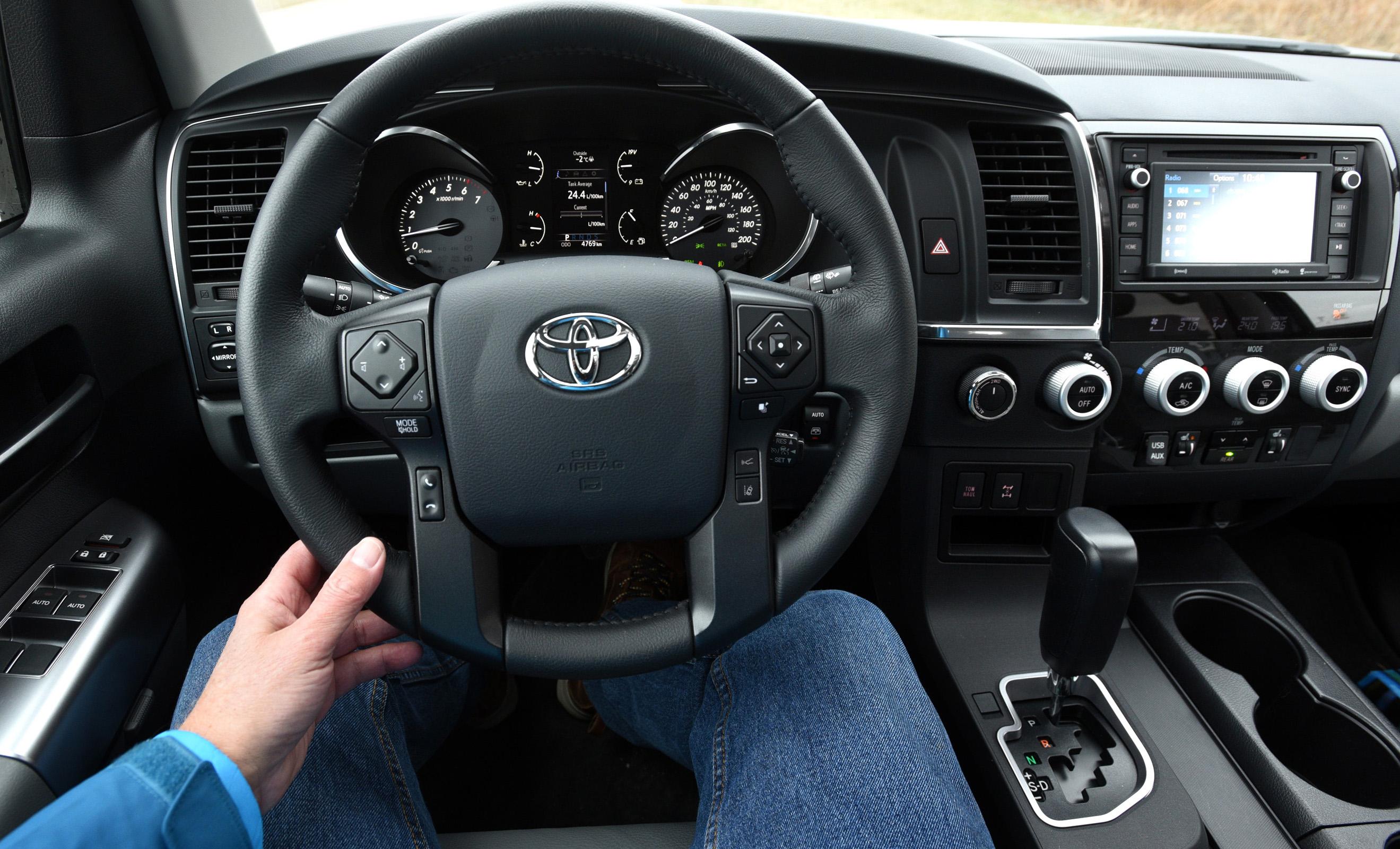 Toyota S Biggest Suv Still Fills The Bill