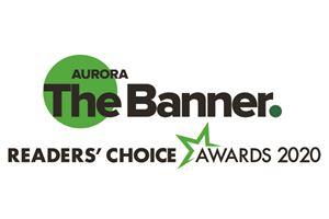 Aurora Banner Readers' Choice Awards 2020