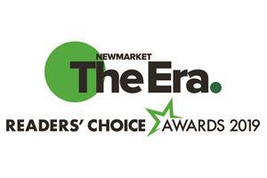 Newmarket Era Readers' Choice Awards 2019
