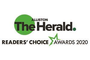 Alliston Herald Readers' Choice Awards 2020