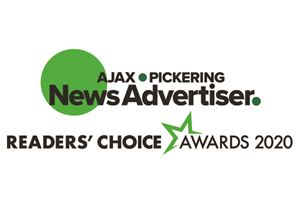 Ajax Pickering News Advertiser Readers' Choice Awards 2020