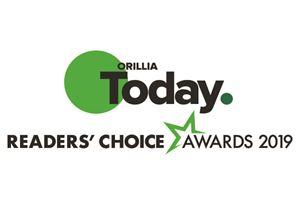 Orillia Today Readers' Choice Awards 2019