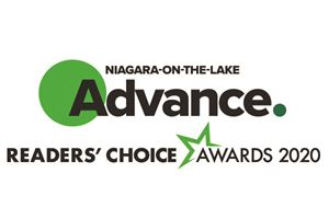 Niagara-on-the-Lake Advance Readers' Choice Awards 2020