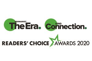Newmarket Era and King Connection Readers' Choice Awards 2020