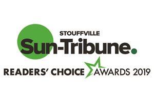 Stouffville Sun Tribune Readers' Choice Awards 2019