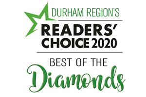 Durham Region Journal Readers' Choice Awards 2021