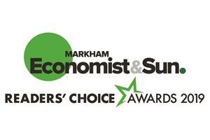 Markham Economist & Sun Readers' Choice Awards 2019