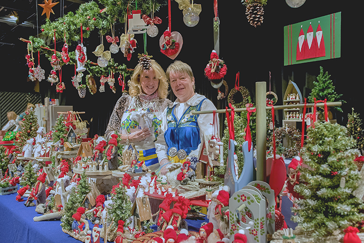 heres a list of cant miss christmas and holiday markets in toronto this season - Traditional Swedish Christmas Decorations
