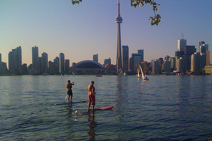 Where To Go For Water Sport Rentals In Toronto Toronto Com