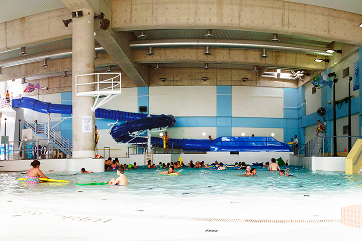 Best indoor swimming pools in toronto for Fairbank swimming pool toronto